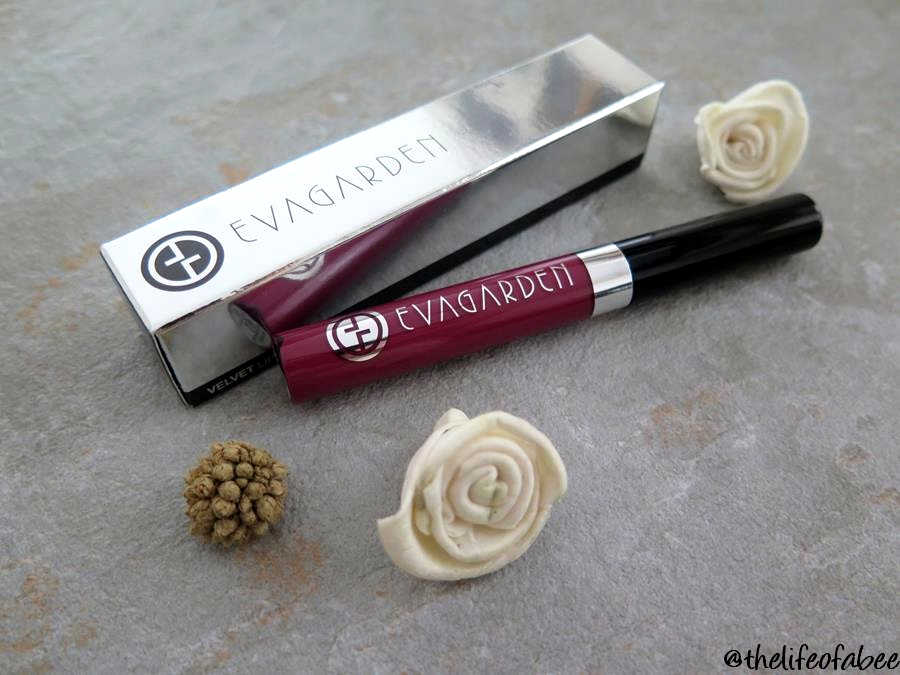 care colour velvet lip cream