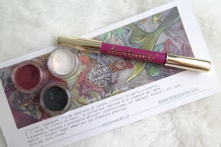 sisters of pearl neve cosmetics