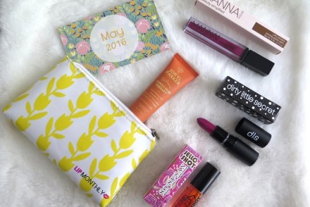 lip monthly bag maggio