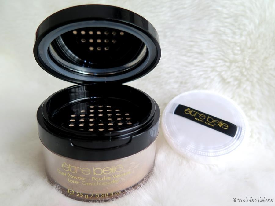 etre belle dust powder