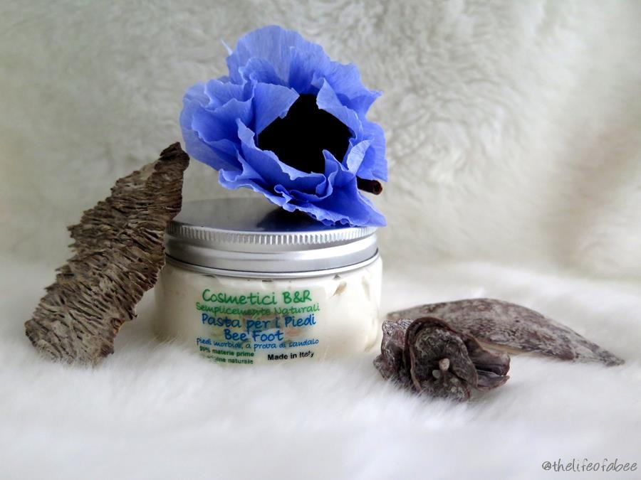 bee foot Cosmetici B&R semplicemente naturali