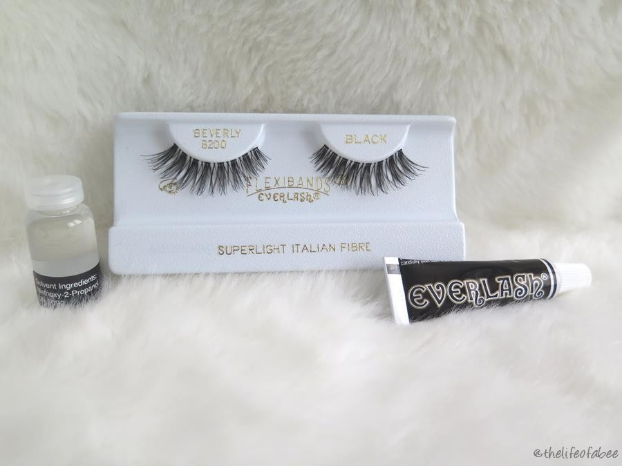 everlash recensione flexibands ciglia finte beverly