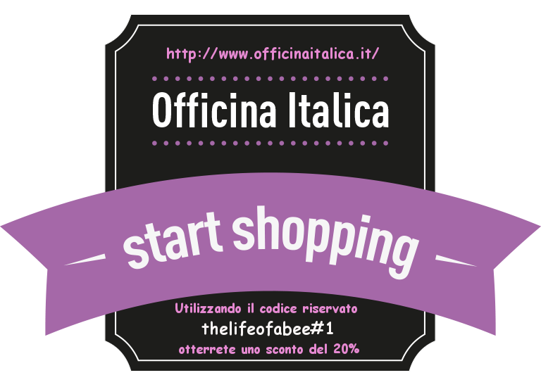 laguna officina italica codice sconto