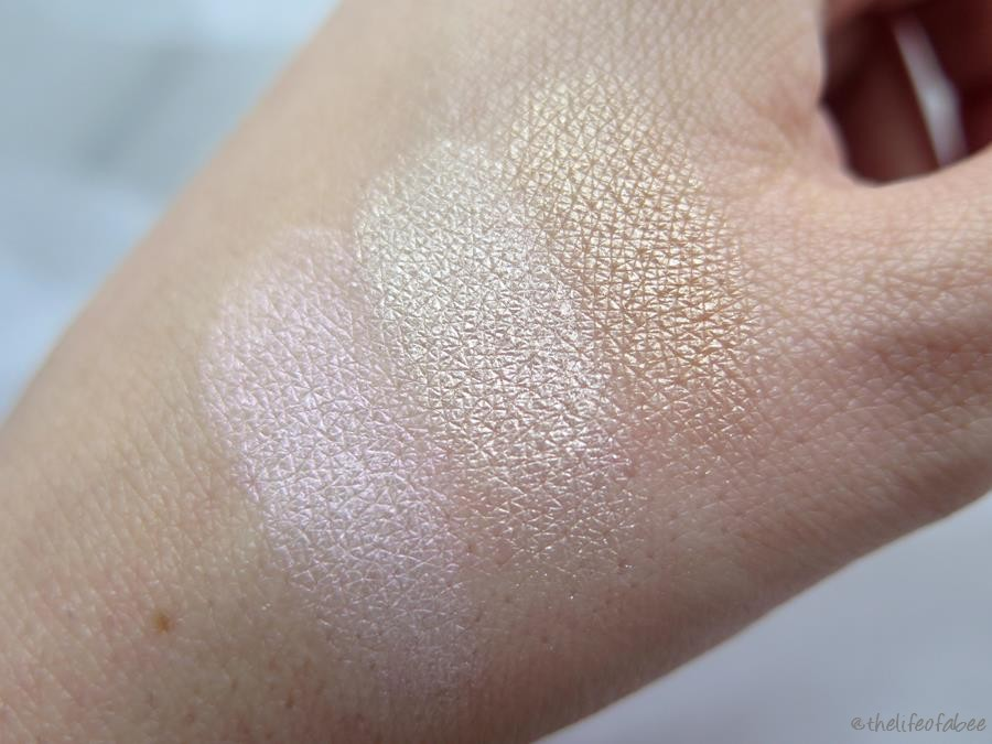 recensione swatch luxury collection labo suisse strobing palette