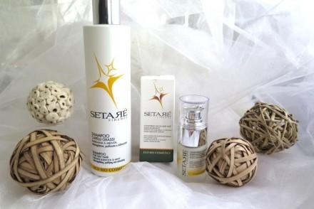 setarè recensione contonro occhi shampoo capelli grassi