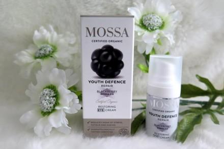recensione mossa crema contorno occhi rigenerante restoring eye cream