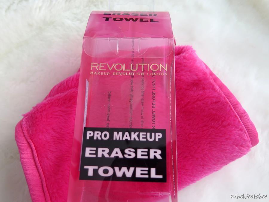 recensione panno struccante makeup revolution Pro Makeup Eraser Towel
