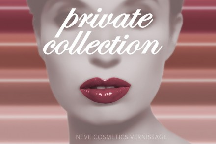 Private collection vernissage neve cosmetics recensione swatches