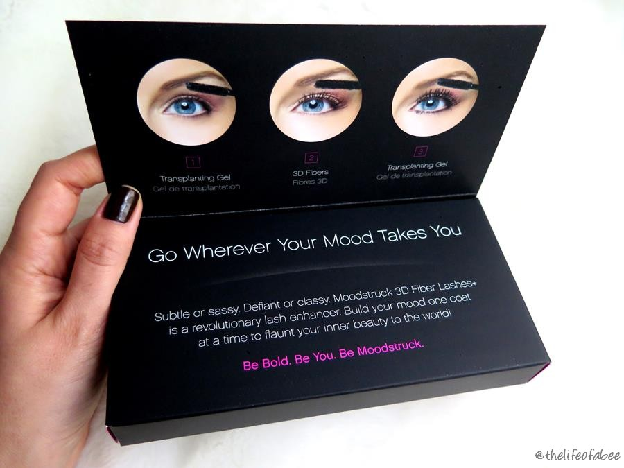 recensione younique Moodstruck 3D Fiber Mascara