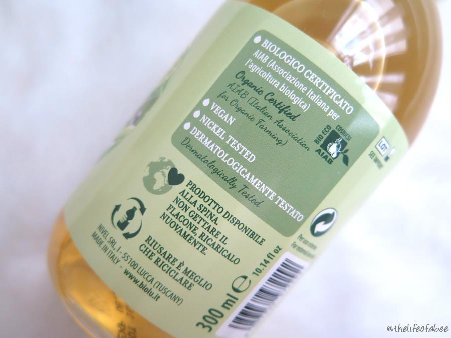 recensione biobalù shampoo capelli grassi alla spina
