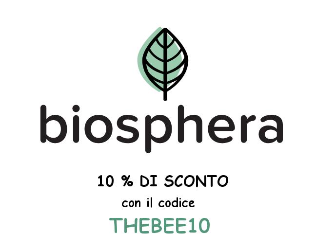 biosphera codice sconto