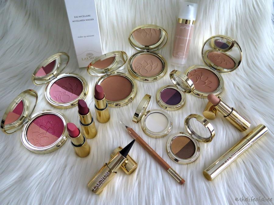 Lakshmi recensione prodotti makeup