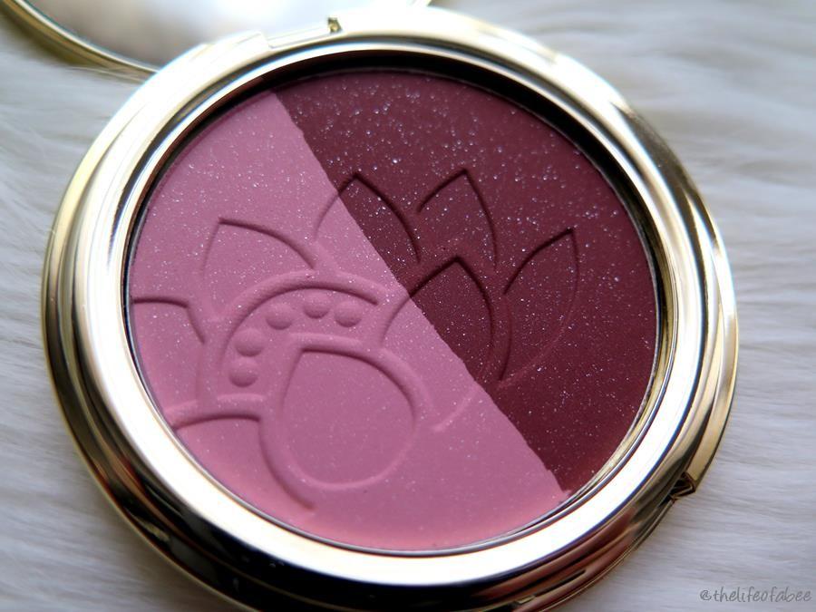lakshmi recensione swatch blush wine rosè