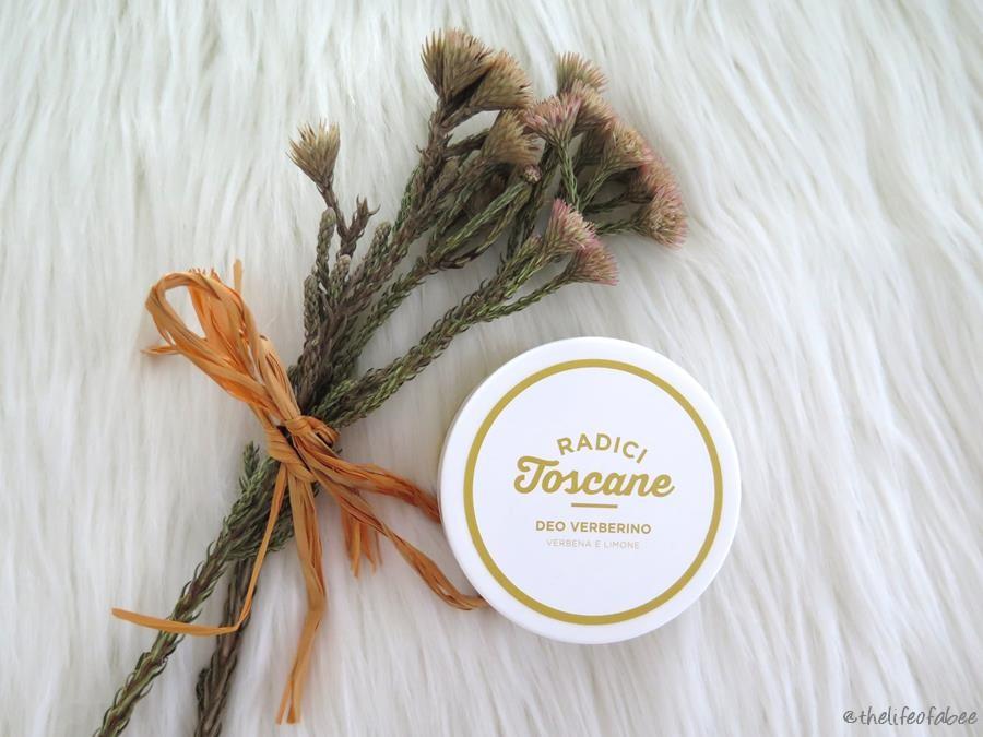radici toscane deodorante verberino deo