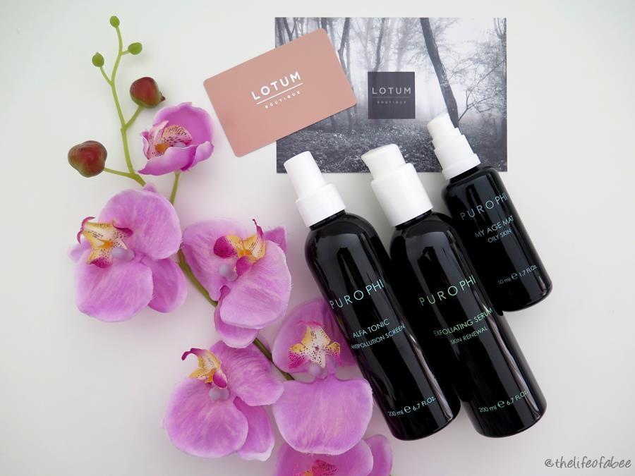 lotum boutique purophi recensione