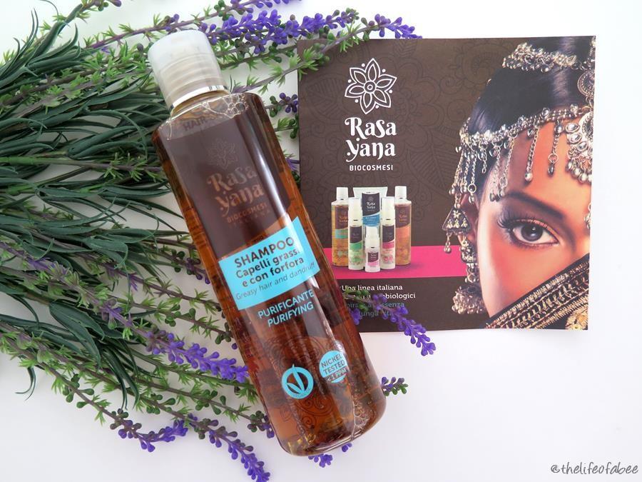 rasayana recensione shampoo purificante