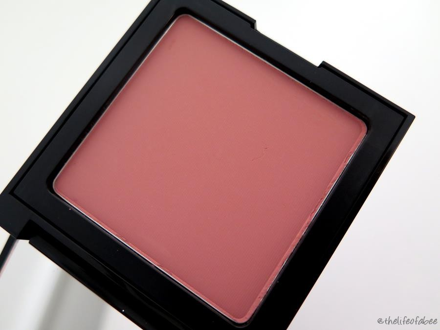 Defa Cosmetics recensione swatches blush sea of love