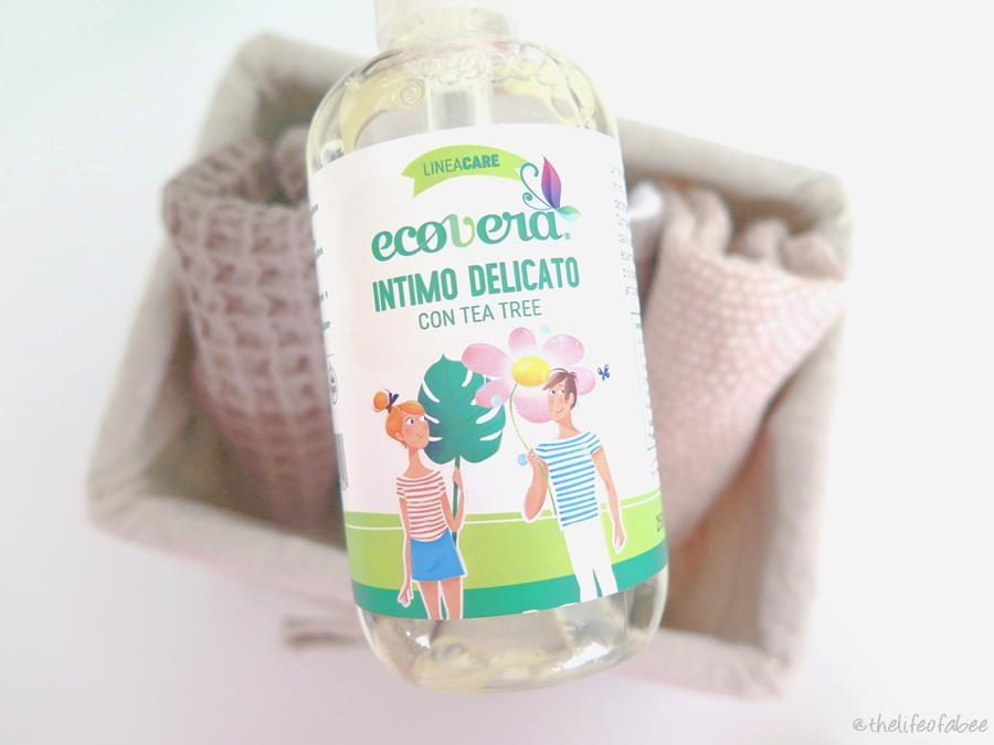 ecovera recensione linea care detergente intimo delicato