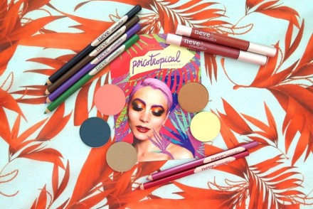 psicotropical collection neve cosmetics recensione swatch