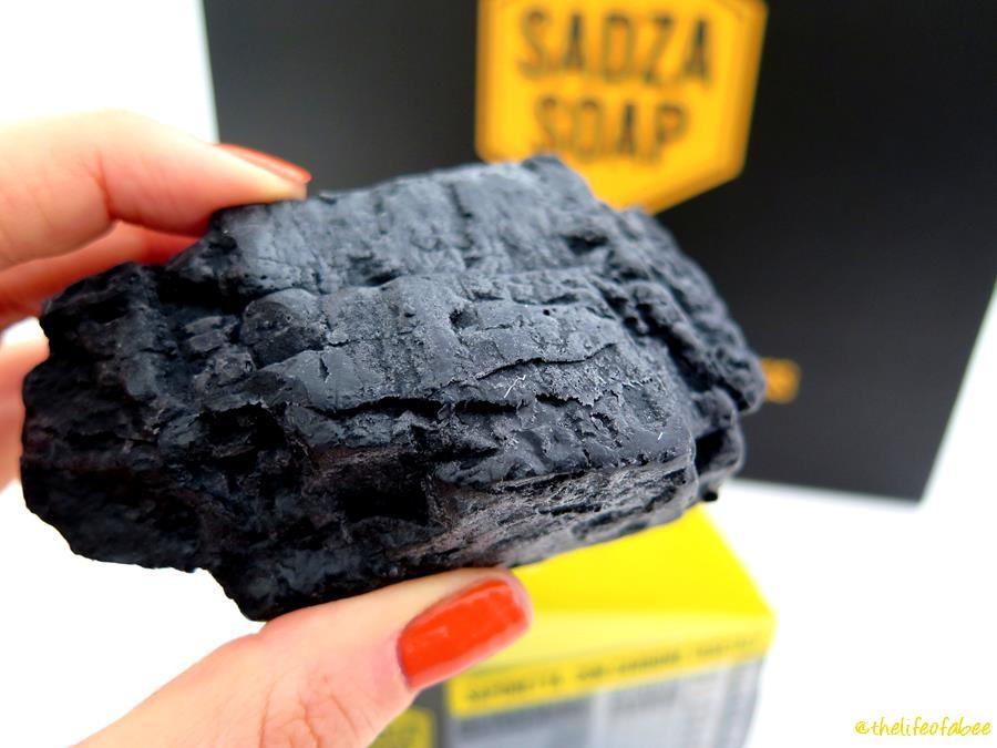 sadza soap recensione review carbone attivo sapone