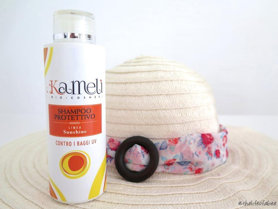 Kamelì linea sunshine shampoo protettivo recensione
