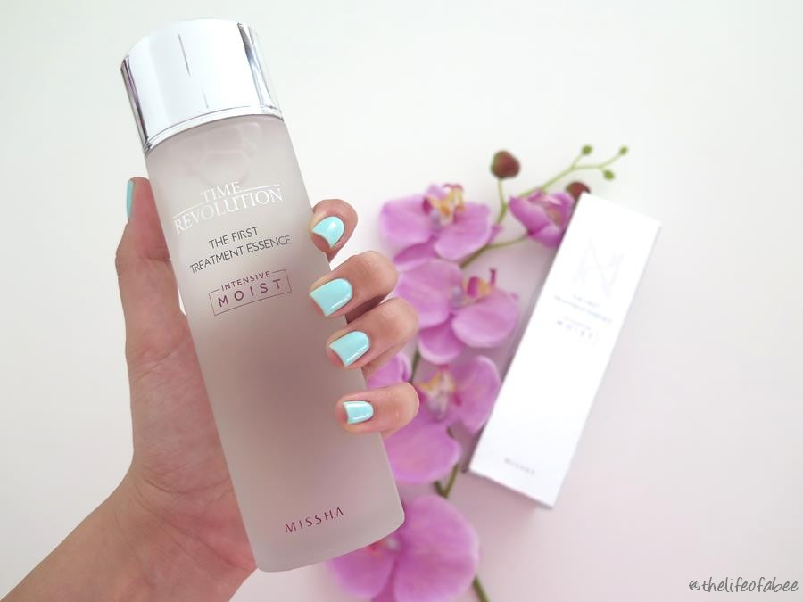Missha Time Revolution First Treatment Essence review recensione