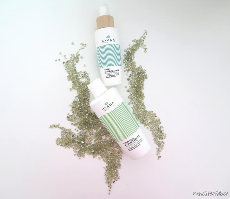 color vibes gyada cosmetics recensione review shampoo volumizzante