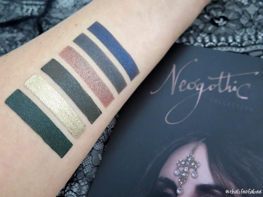 neogothic collection neve swatch