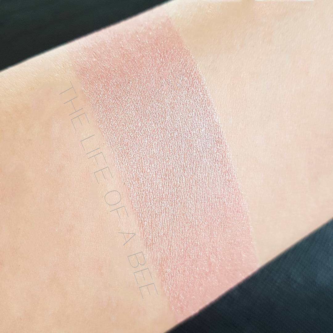 swatches swatch dark winter paolap baked powder