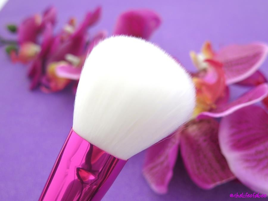 recensione review azalea powder brushes neve cosmetics