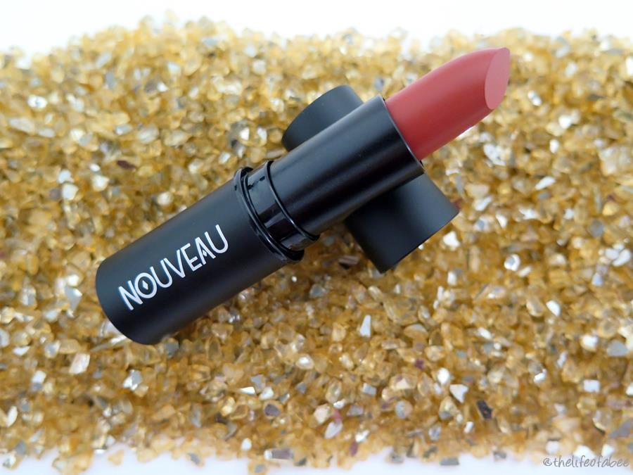 ginger nouveau cosmetics christmas collection limited edition swatch