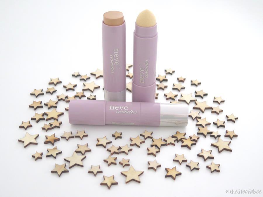 star system neve cosmetics fondotinta stick recensione review swatch