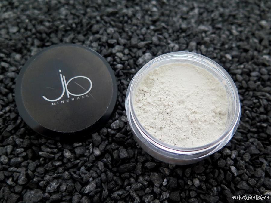 jb minerals recensione review swatch pearl powder