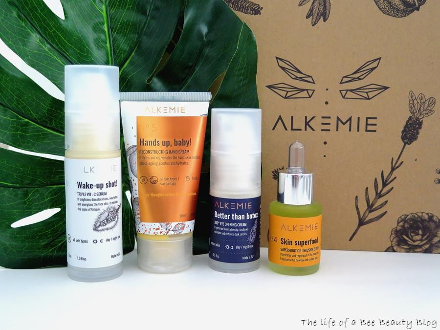 ALKEMIE - RECENSIONE LUXURY POLAND COSMETICS