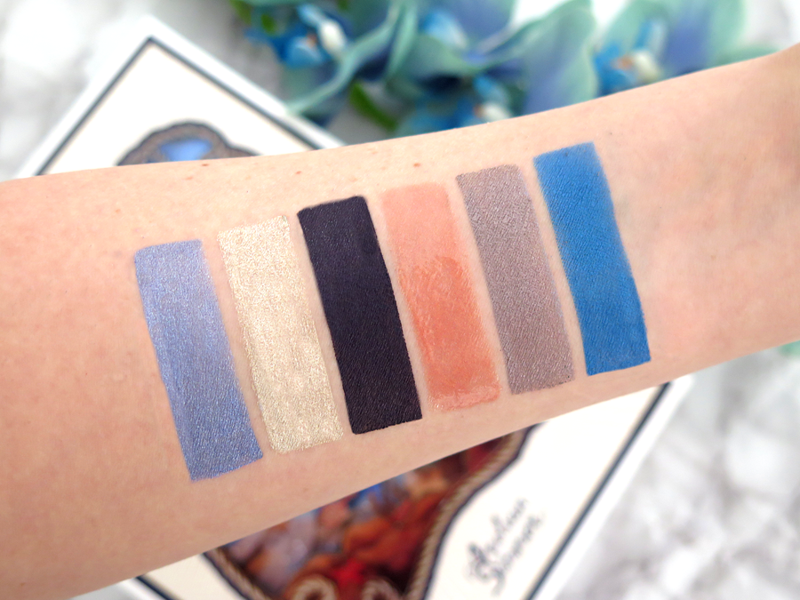 aeolian summer neve cosmetics swatch