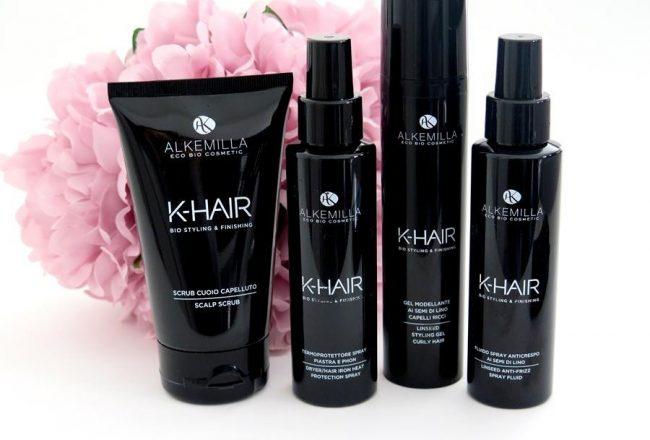 recensione linea k-hair alkemilla