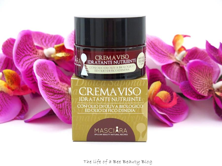 masciara apulian beauty recensione crema viso idratante nutriente