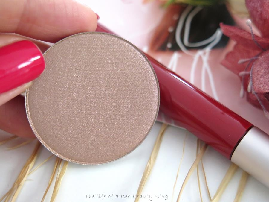 Recensione swatch Minimal Magical neve cosmetics saudade