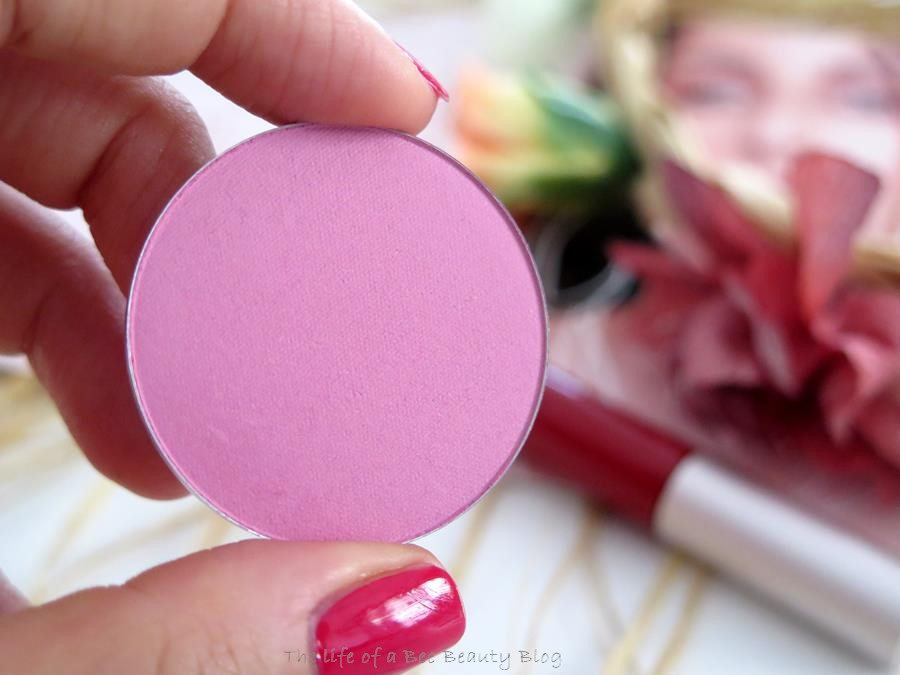 Recensione swatch Minimal Magical neve cosmetics dizzy
