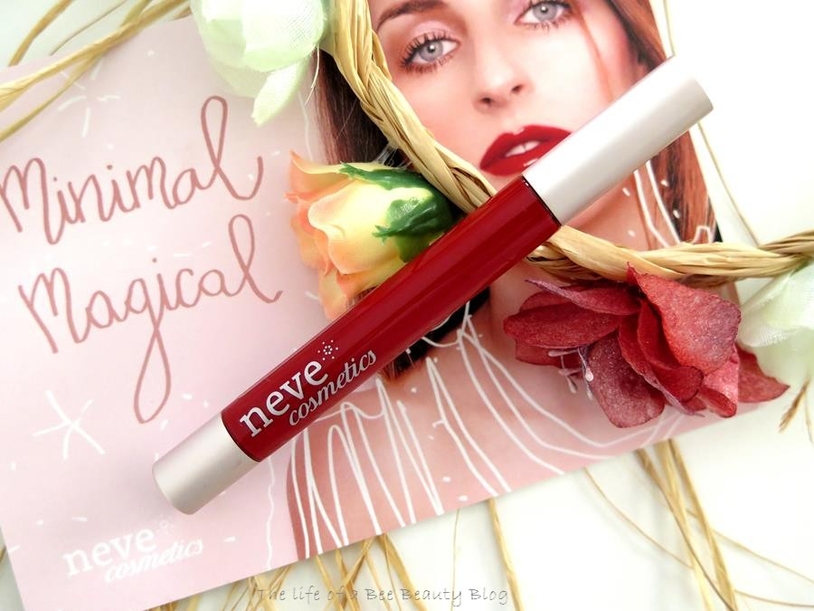 Recensione swatch Minimal Magical neve cosmetics proserpine