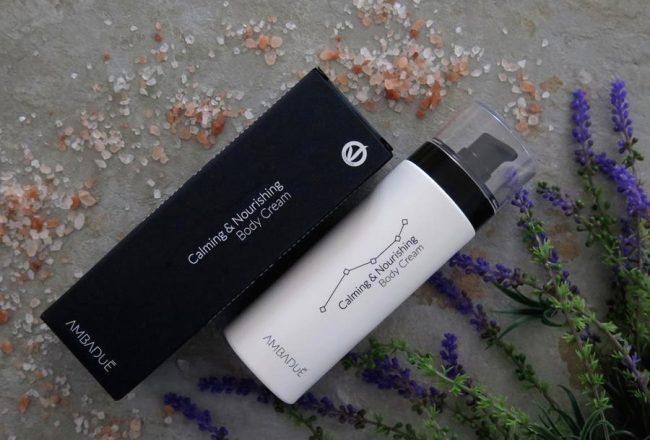 recensione Calming & Nourishing Body Cream Ambaduè