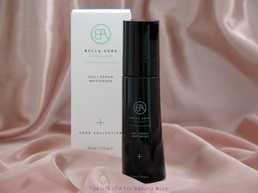 bella aura recensione review daily repair moisturizer