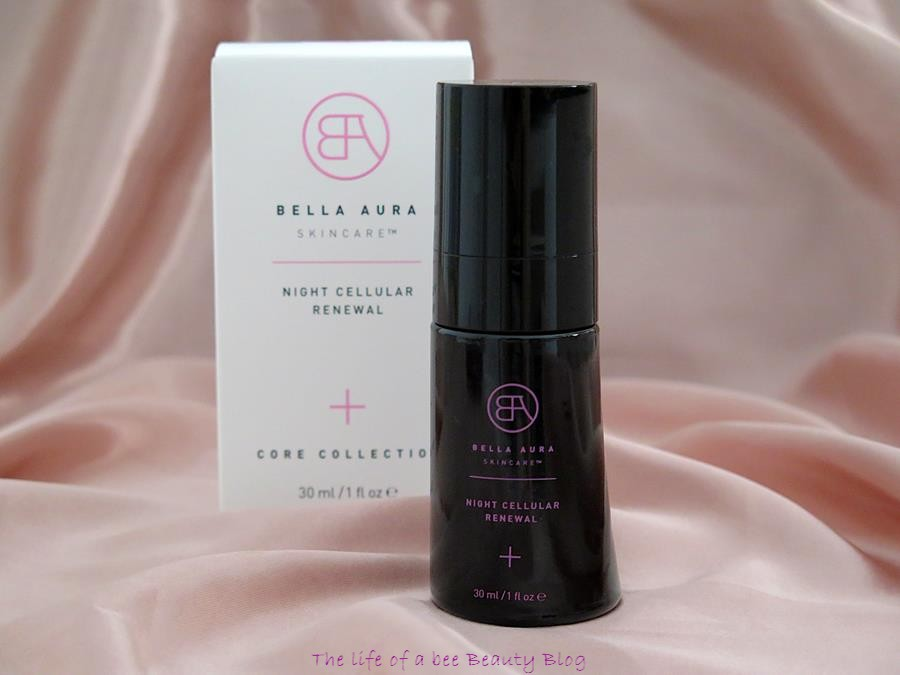 bella aura recensione review night cellular renewal