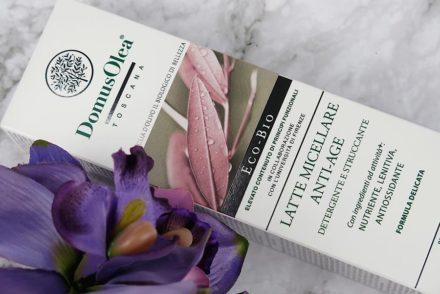 Latte Micellare Anti-age Domus Olea Toscana recensione
