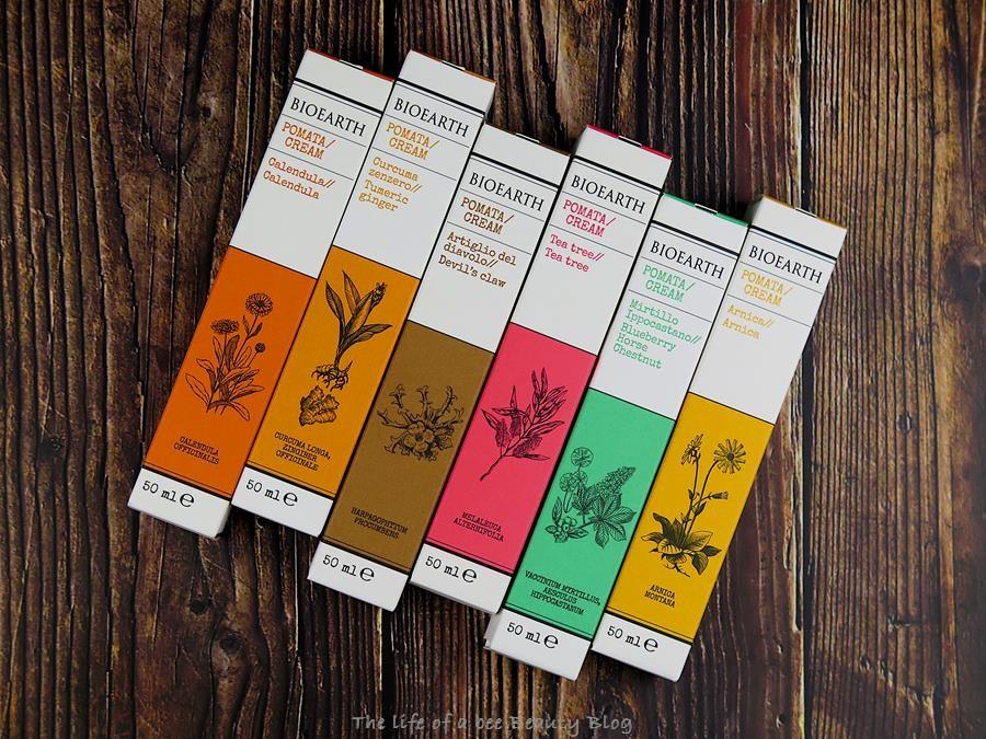 the herbalist pomate bioearth pomata recensione
