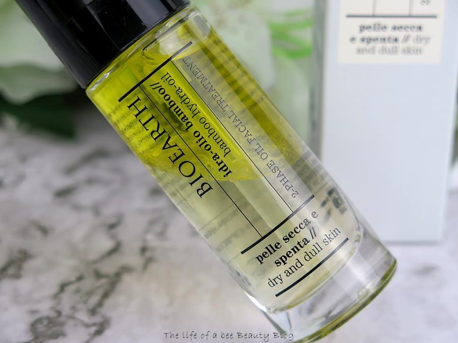 Bioearth recensione idra olio pelle secca