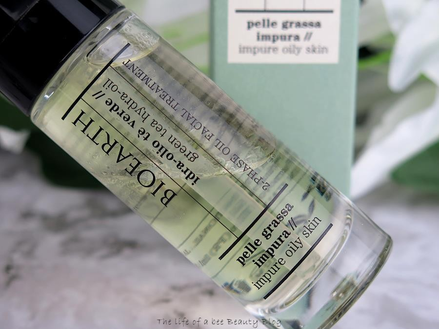 Bioearth recensione idra olio pelle grassa