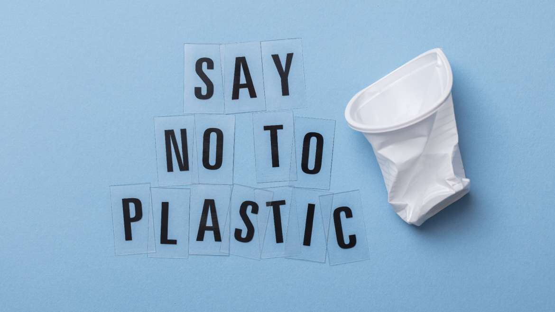 plastic fre