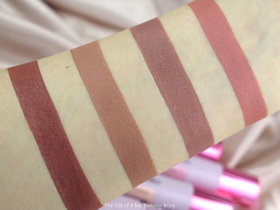 Special Effects Blush neve cosmetics recensione swatches