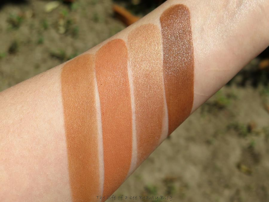 Star System Special Effects Bronzer swatches recensione
